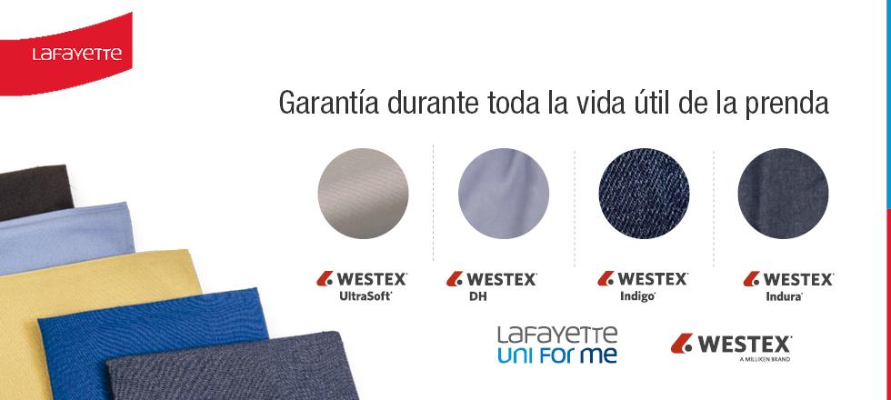 Westex - telas con protección ignífugas