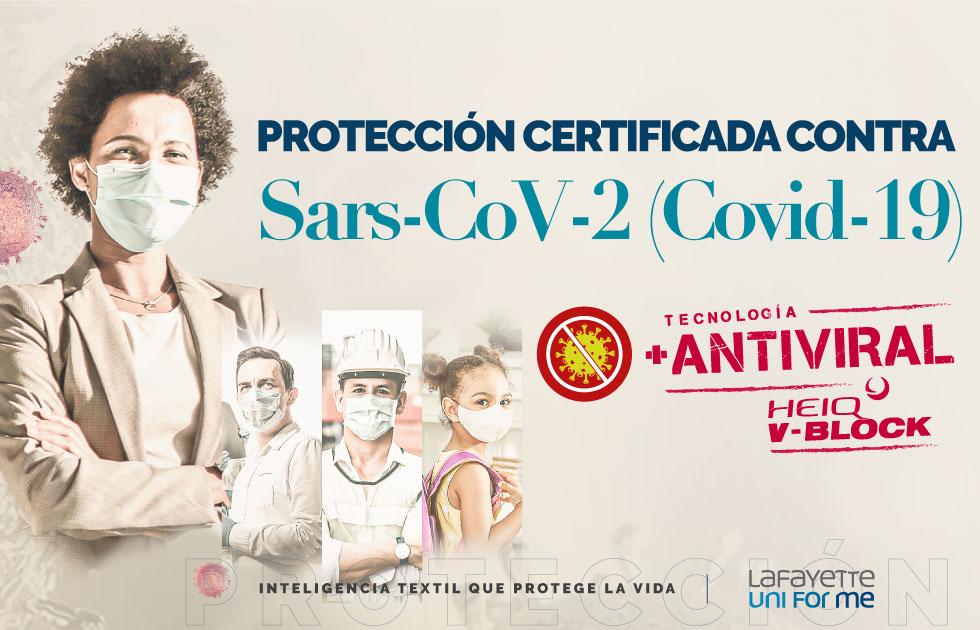 Protección Covid