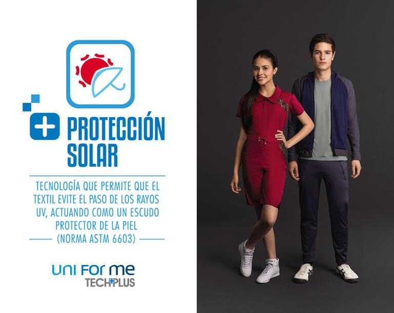 Tecnología protección solar